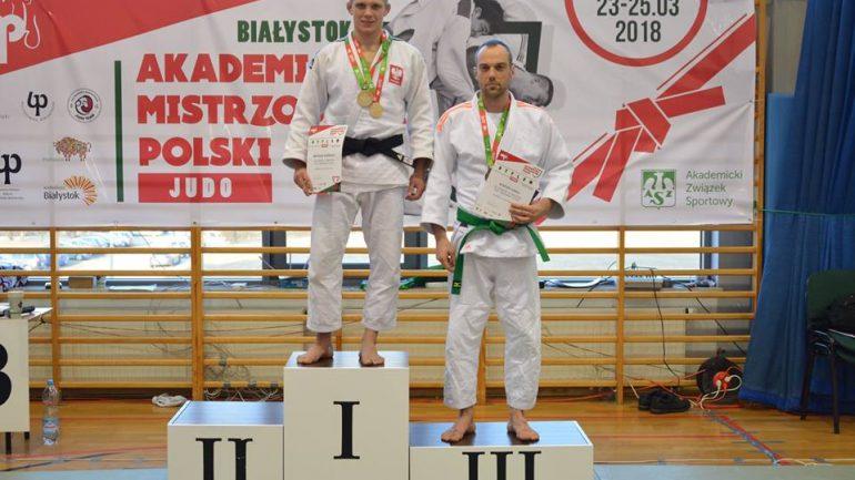 Akademickie Mistrzostwa Polski w Judo Białystok 2018_Tukaj